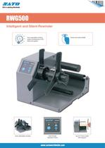 RWG500 printer - 1