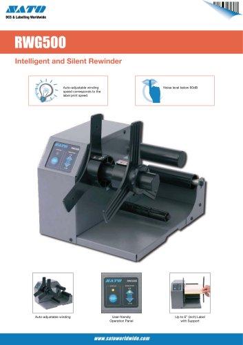 RWG500 printer