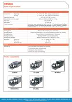 RWG500 printer - 2
