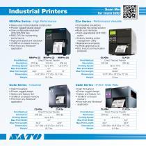 SATO Product Catalog 2013 - 2