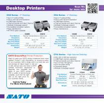 SATO Product Catalog 2013 - 4