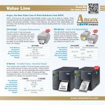 SATO Product Catalog 2013 - 5