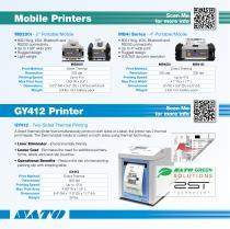 SATO Product Catalog 2013 - 6