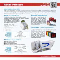 SATO Product Catalog 2013 - 9