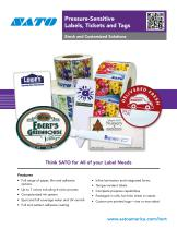 Thermal Labels & Tags - 1