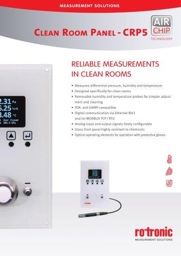 Clean Room Panel - CRP5
