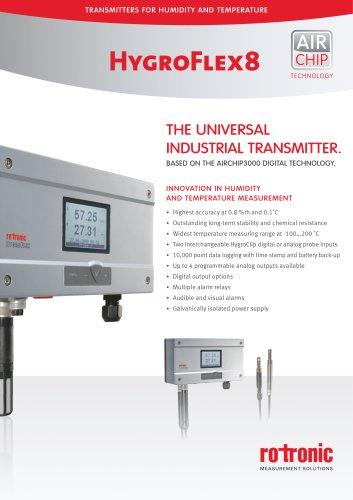 HygroFlex8 Transmitter