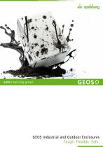 GEOS industrial and outdoor enclosure