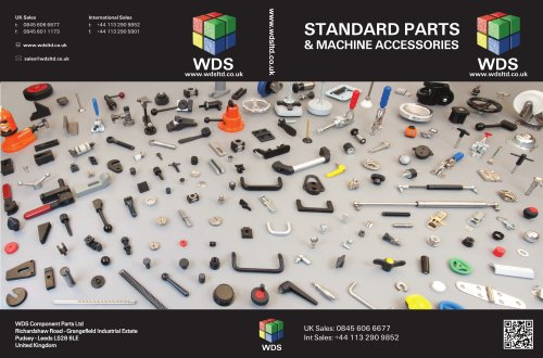 Standard Parts and Machine Accessories