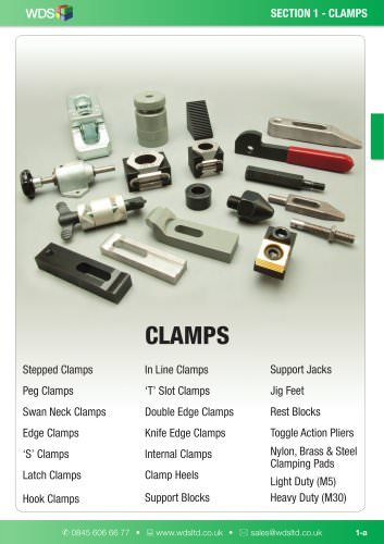 WDS Clamps