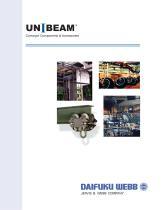 Unibeam Chain Conveyors