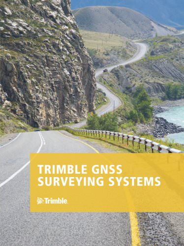 trimble GNSS surveying systems