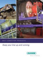 Belt Conveyor Products Guide - 1