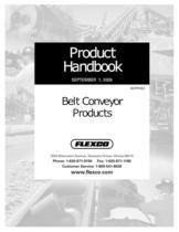 Belt Conveyor Products Handbook - 1