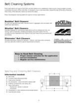 Belt Conveyor Products Handbook - 5