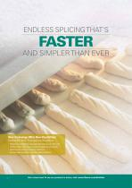 BELT SPLICING SOLUTIONS FOR FOOD PROCESSING OPERATIONS - 4