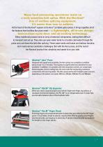 BELT SPLICING SOLUTIONS FOR FOOD PROCESSING OPERATIONS - 5