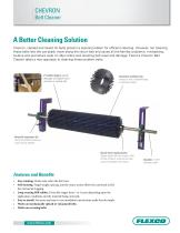 Chevron Belt Cleaner - 1