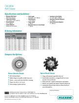 Chevron Belt Cleaner - 2
