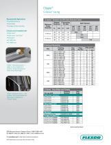 clipper® G Series Lacing - 2