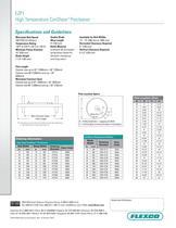 EZP1® High Temperature ConShear? Precleaner - 2