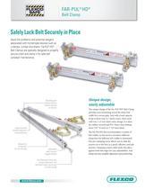 Far-Pul® HD® Belt Clamps - 1