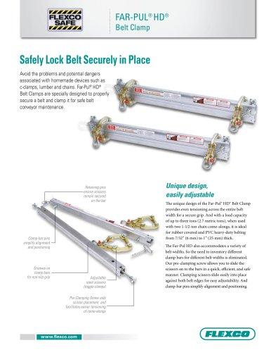 Far-Pul® HD® Belt Clamps