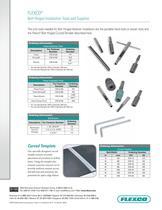 Flexco® Bolt Hinged Fastener System - 4