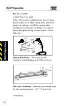 Flexco® SR Rivet Hinged Fastener Pocket Guide - 12