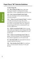Flexco® SR Rivet Hinged Fastener Pocket Guide - 8