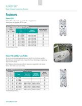 Flexco® SR Rivet Hinged Fastening System - 6