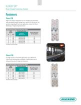Flexco® SR Rivet Hinged Fastening System - 7
