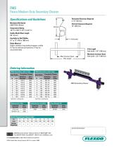 FMS Flexo Medium-Duty Secondary Cleaner - 2