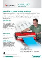 NOVITOOL® AERO® Splice Press 4215_AeroIII