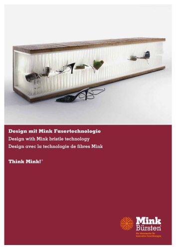 Design with Mink bristle technology