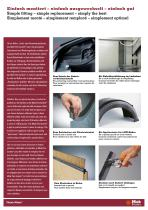 Mink Flex-System - for sealing and guiding - 5