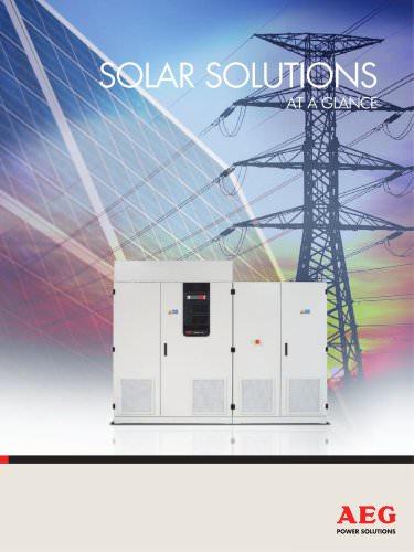 Solar Solutions Brochure