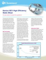 HEV Static Mixer Bulletin