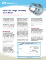Kenics HEV Bulletin