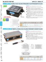 BLOCKS FOR MC Model JMC - 2