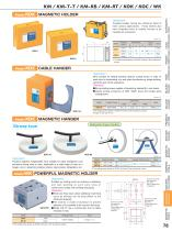 MAGNETIC HOLDERS - 10