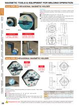 MAGNETIC TOOLS FOR WELDING OPERATION - 2