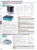 MAGNETIZERS AND DEMAGNETIZERS - 4