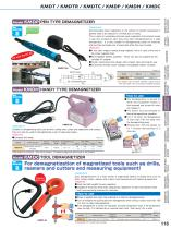 MAGNETIZERS AND DEMAGNETIZERS - 7