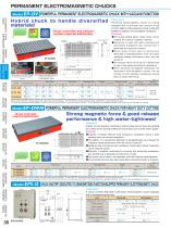 PERMANENT ELECTROMAGNETIC CHUCKS - 5