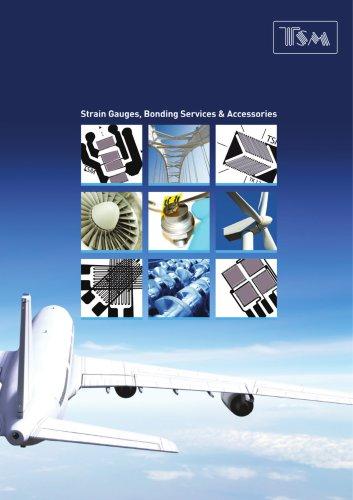 ESI Strain gauges & Bonding services
