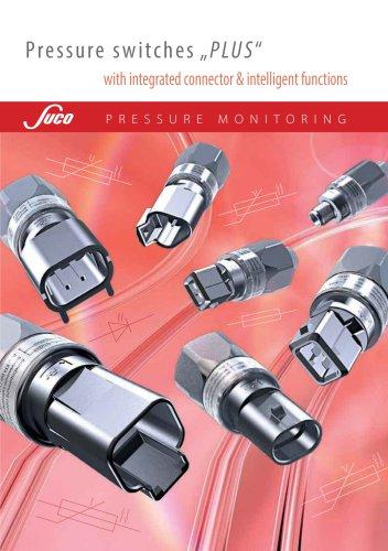 Pressure switches PLUS