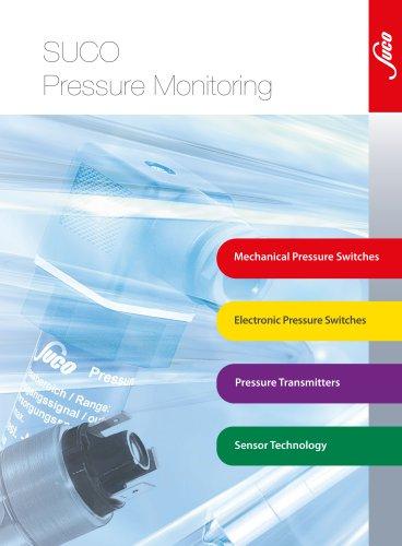SUCO Pressure Monitoring