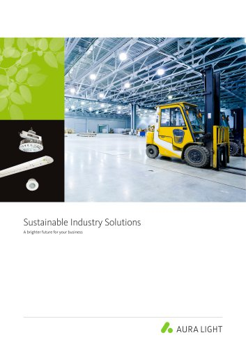 Sustainable Industry Solutions 2014