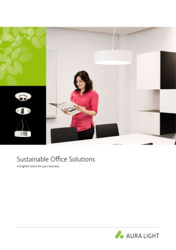 Sustainable Office Solutions 2014